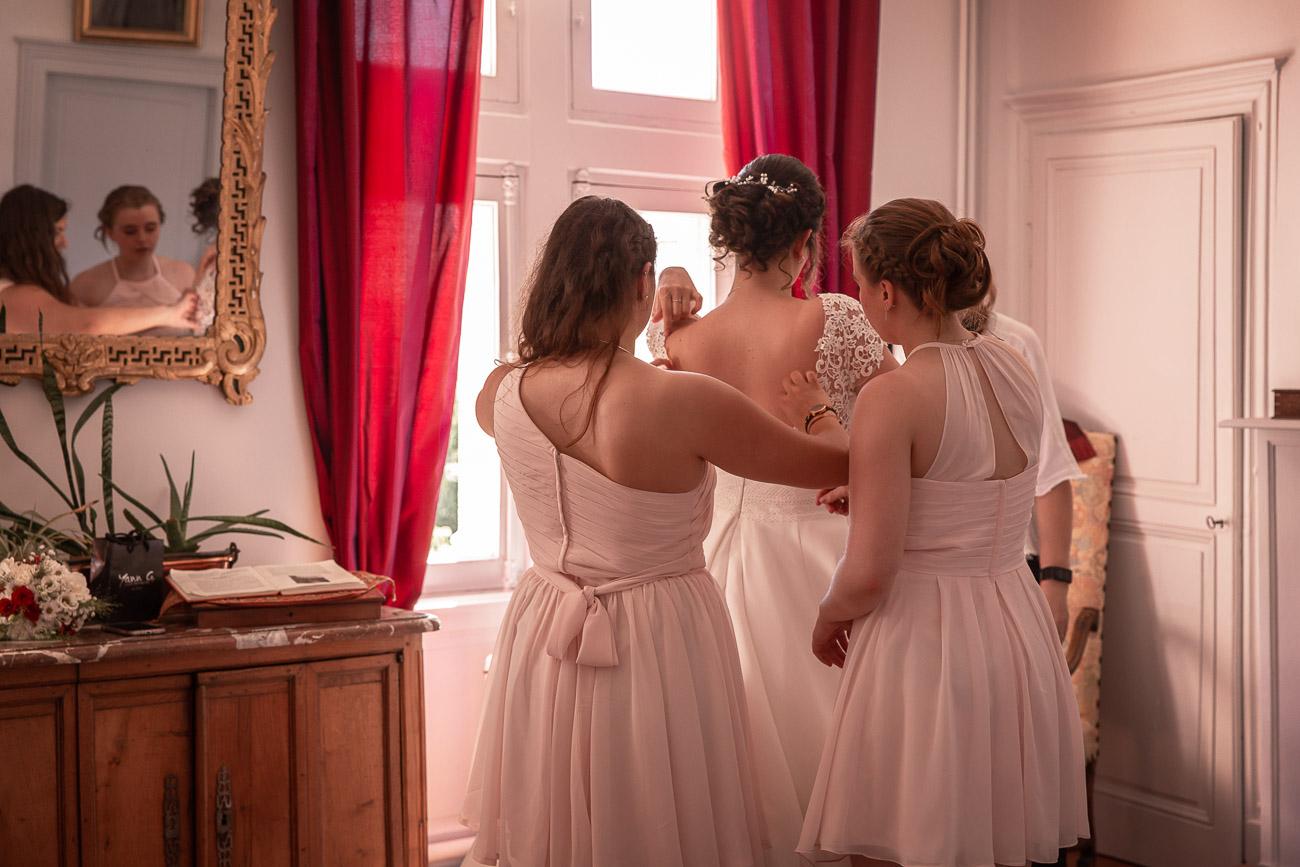 Photographe de mariage à Annemasse