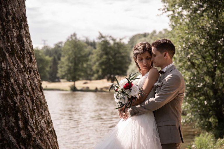 La Roche-sur-Foron, un mariage en toute simplicité
