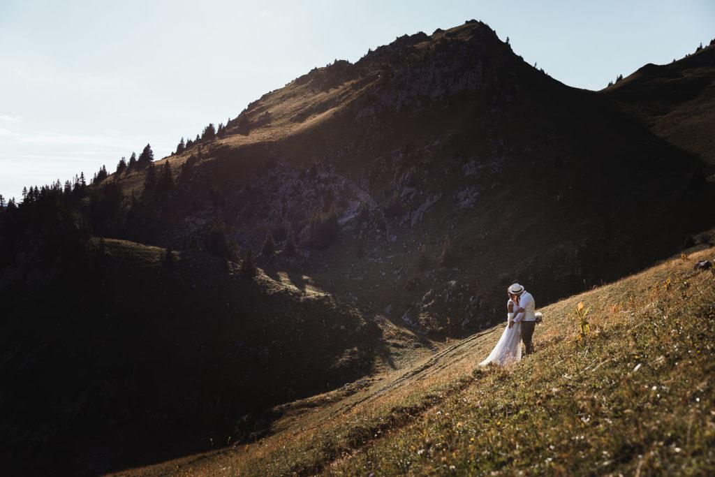 Photographie de mariage en Haute-Savoie