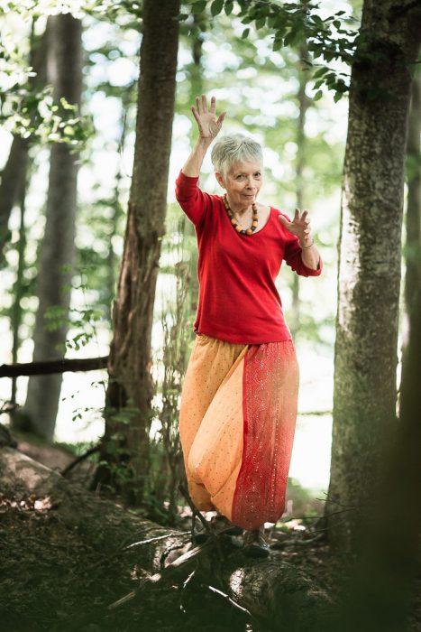 Photographie thérapeutique pour la femme dains l'Ain