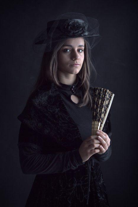 portrait studio photographe Haute-Savoie
